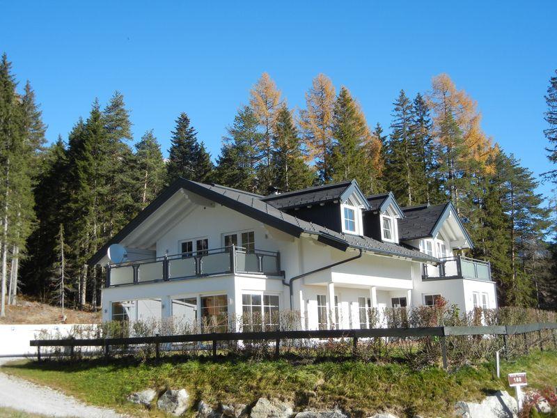 Herbst- Ferienwohnung - Haus Terra