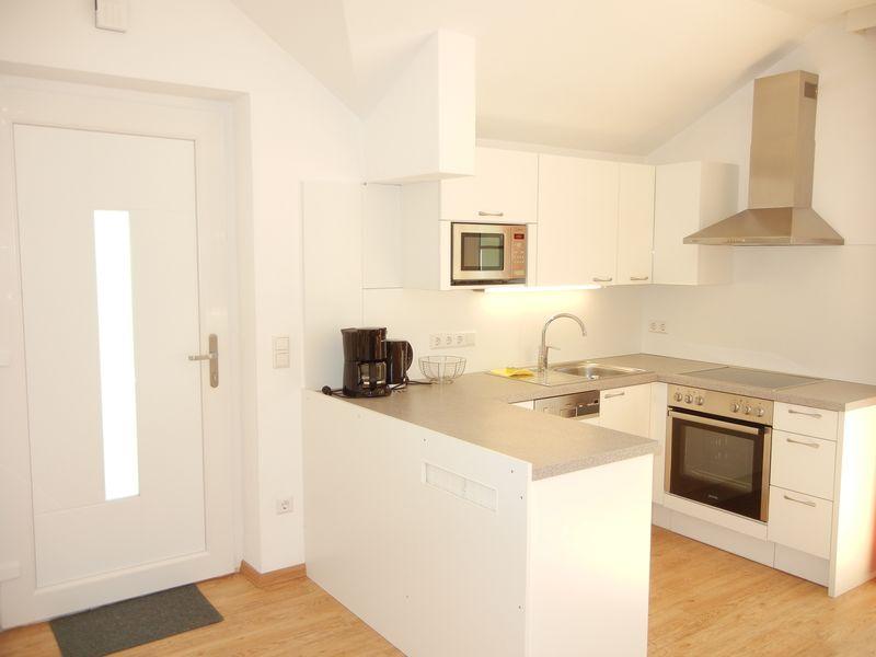 Küche - Ferienwohnung - Haus Terra